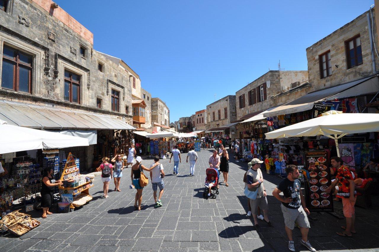 Rhodes, Greece Travel