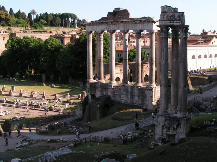 Roman Forum, Rome Attractions, Best Places to visit in Rome