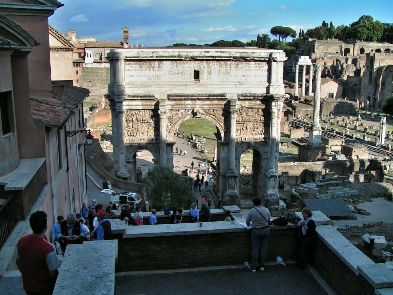 Roman Forum, Rome Attractions, Best Places to visit in Rome 2