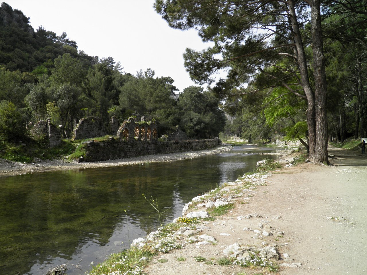 Ruins of Olympos, Best places to visit in Turkey