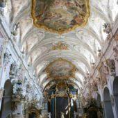 Saint Emmeram's Abbey, Regensburg, Germany