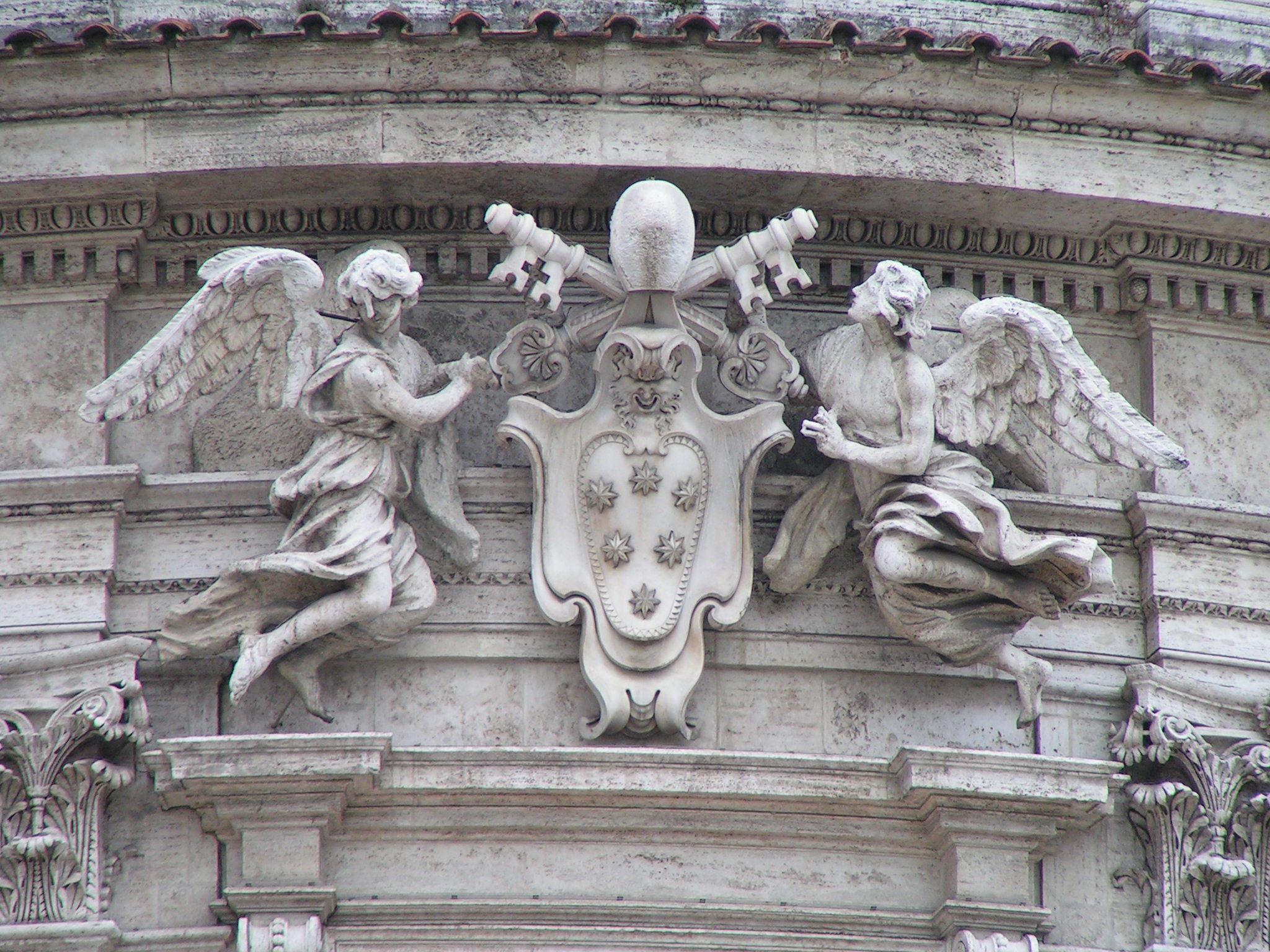 Santa Maria Maggiore – 2, Rome Attractions, Italy