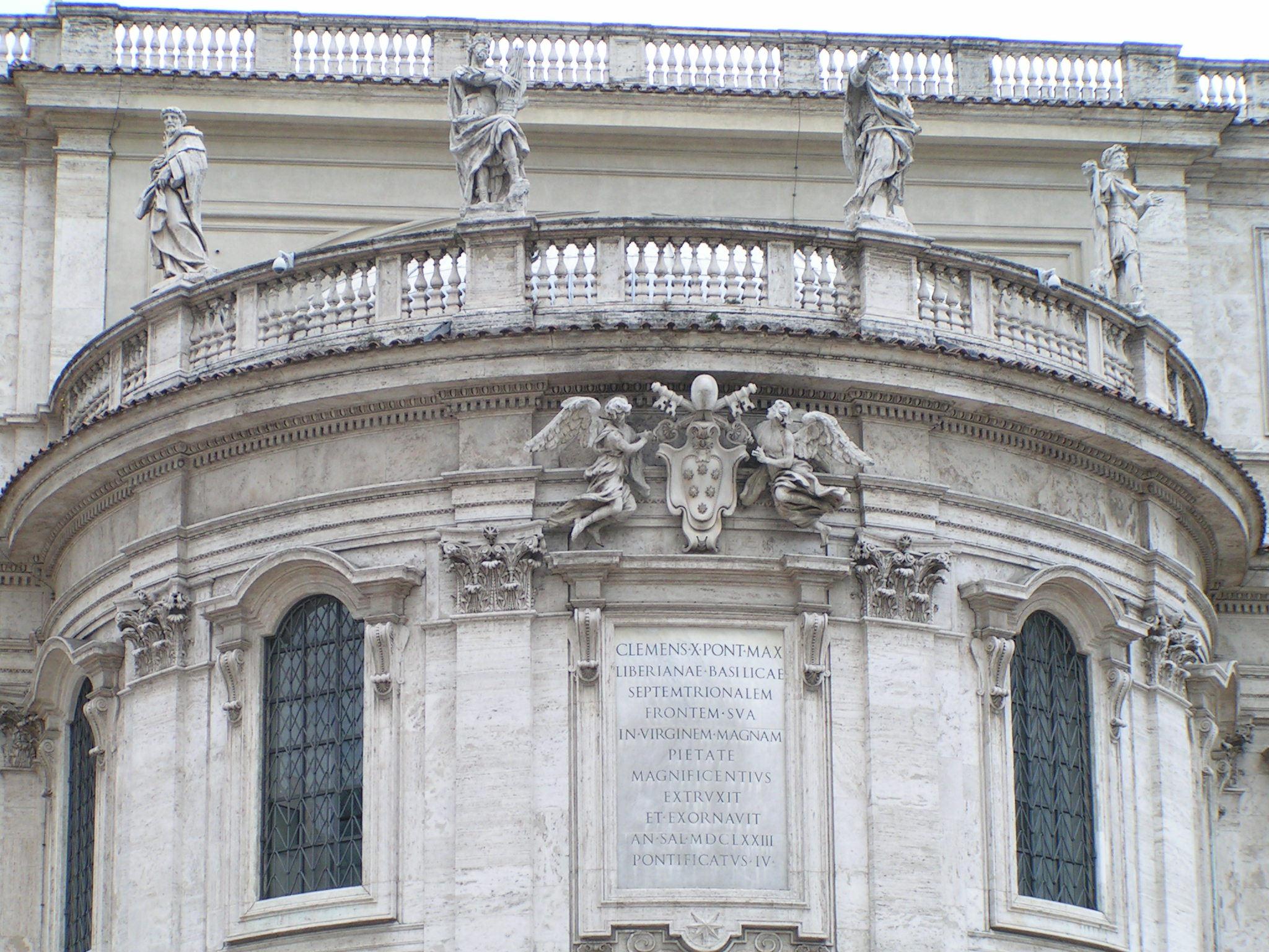 Santa Maria Maggiore – 3, Rome Attractions, Italy