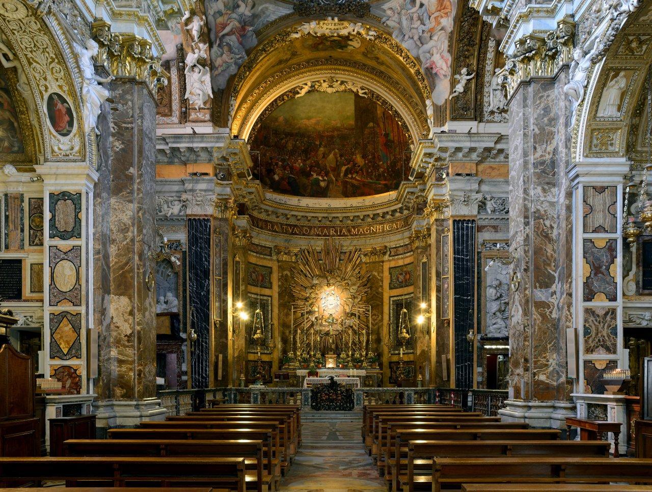 Santa Maria della Vittoria, Rome Attractions, Best Places to visit in Rome, Italy