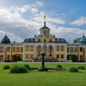 Schloss Belvedere, Weimar, Germany