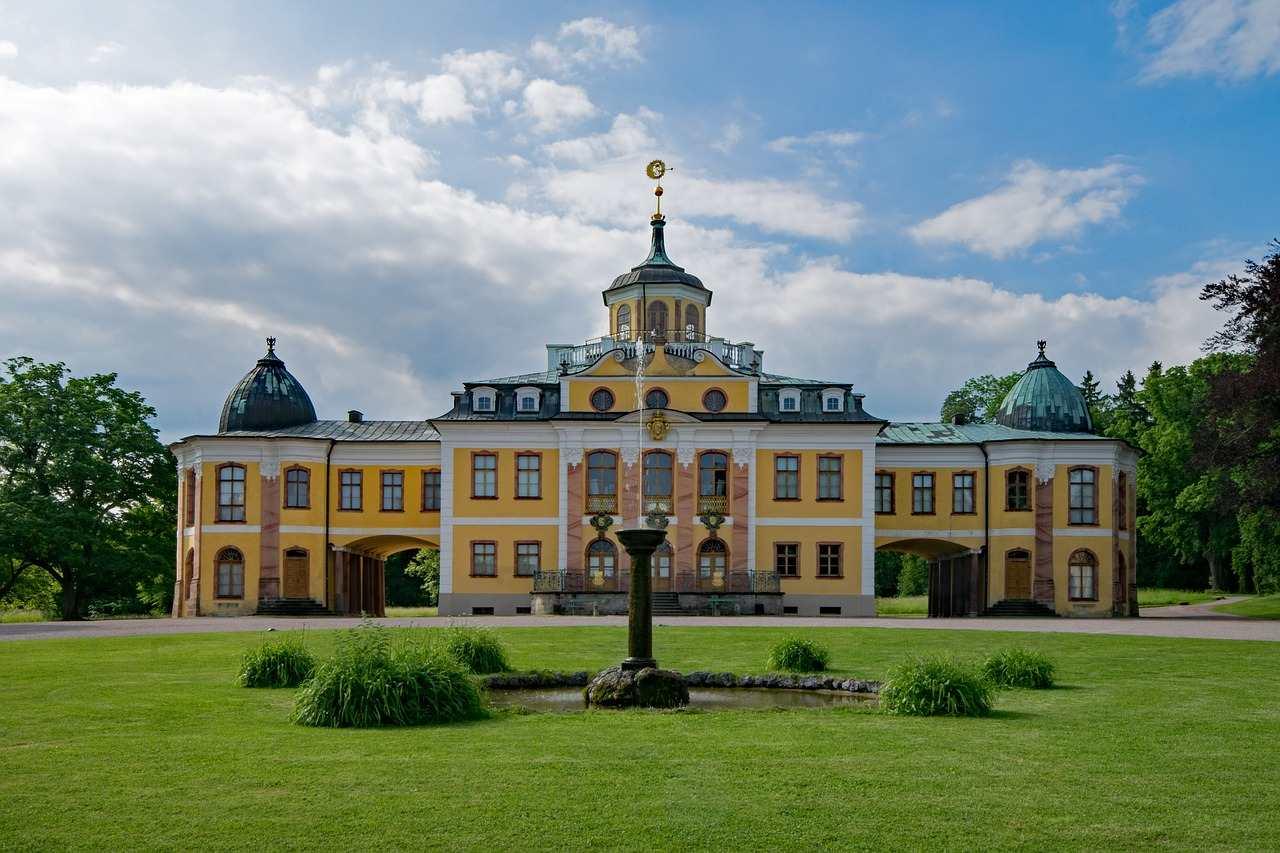 Schloss Belvedere, Weimar, Germany