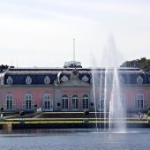 Schloss Benrath, Dusseldorf, Cities in Germany