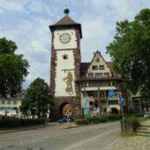 Schwabentor, Freiburg im Breisgau, Germany
