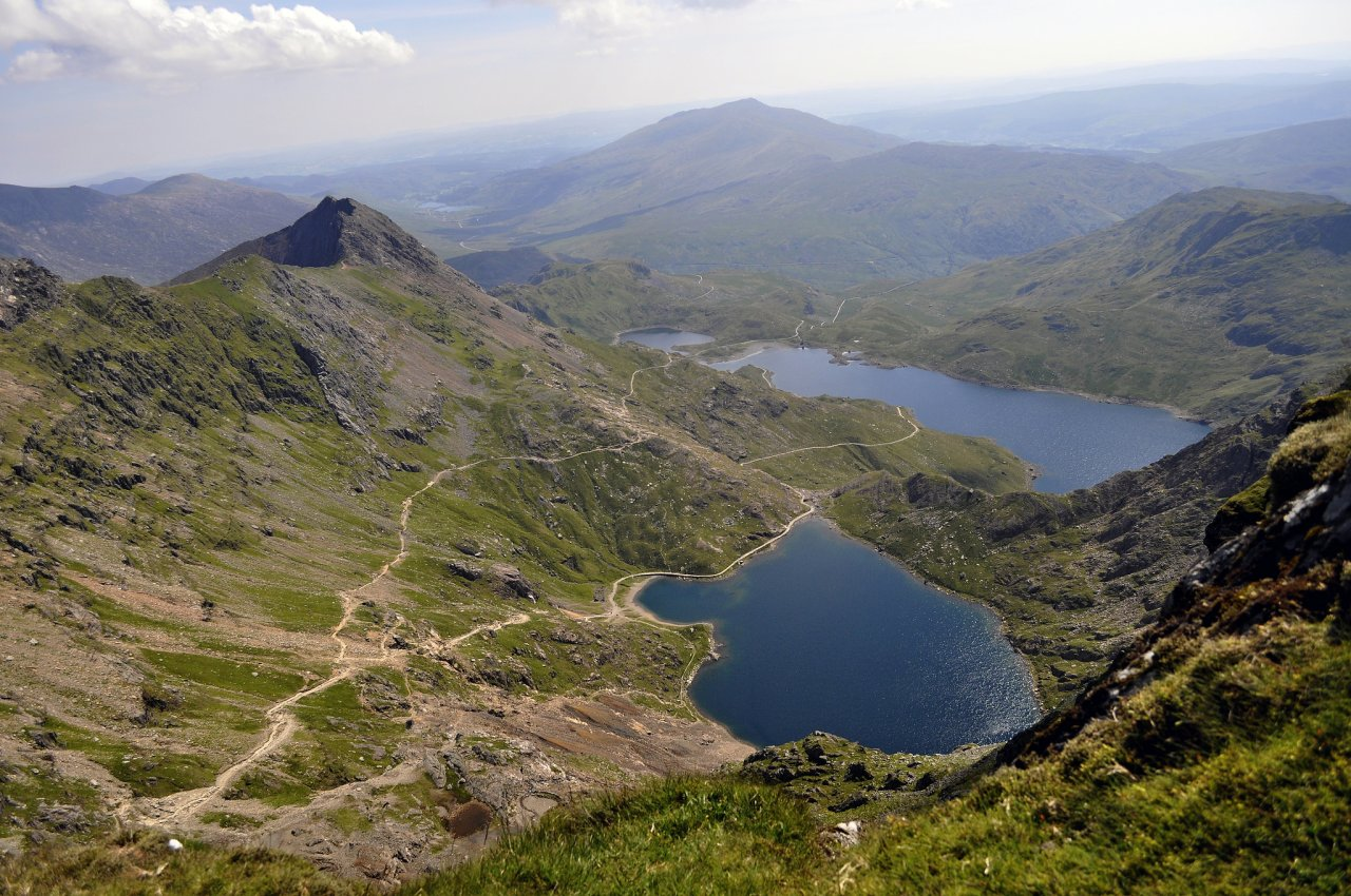 Snowdonia, Wales, Best places to visit in the UK