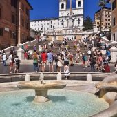 Spanish Steps, Piazza di Spagna, Rome Attractions, Best Places to visit in Rome 5