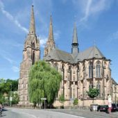 St. Elizabeth's Church, Marburg, Germany
