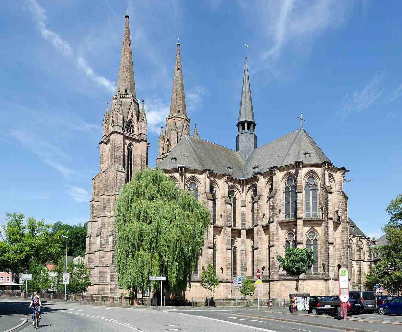 St. Elizabeth's Church, Marburg, Germany