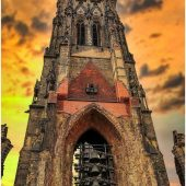St. Nicholas' Church, Hamburg, Germany