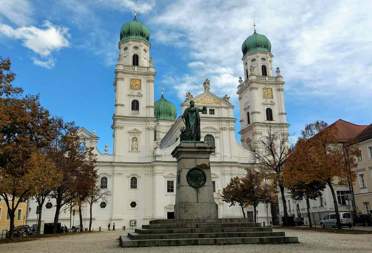 St. Stephen's Cathedral, Passau, Germany