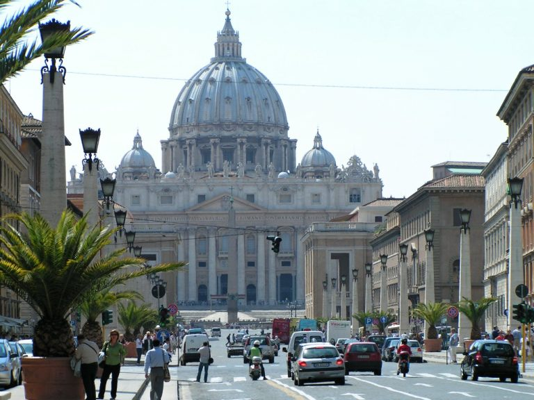 St. Peter's Basilica, Rome Attractions, Best Places to visit in Rome