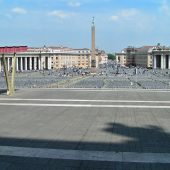 St. Peter's Square, Rome Attractions, Best Places to visit in Rome