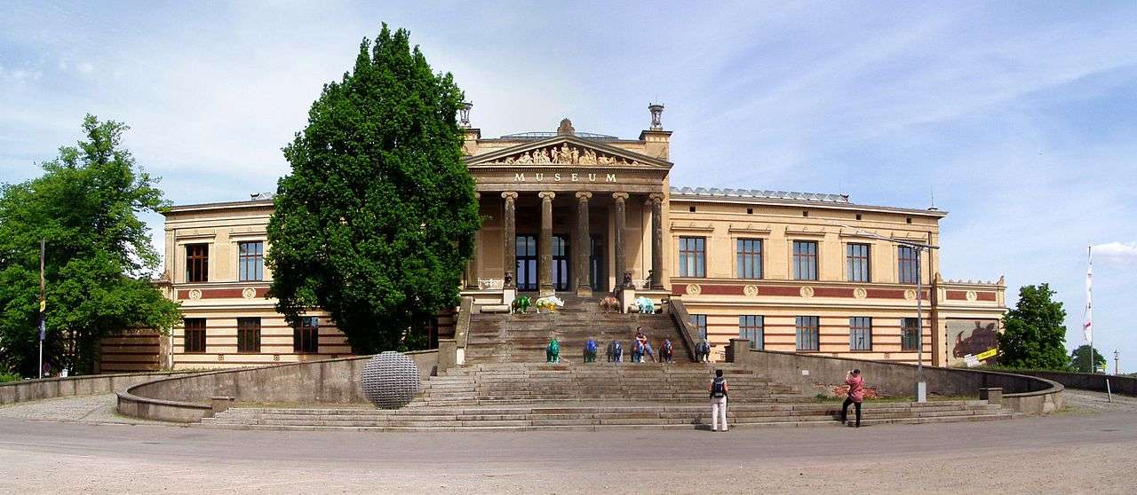 Staatliches Museum, Schwerin, Germany