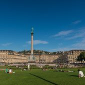 Stuttgart New Castle, Cities in Germany