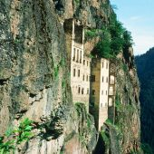 Sumela Monastery, Best places to visit in Turkey