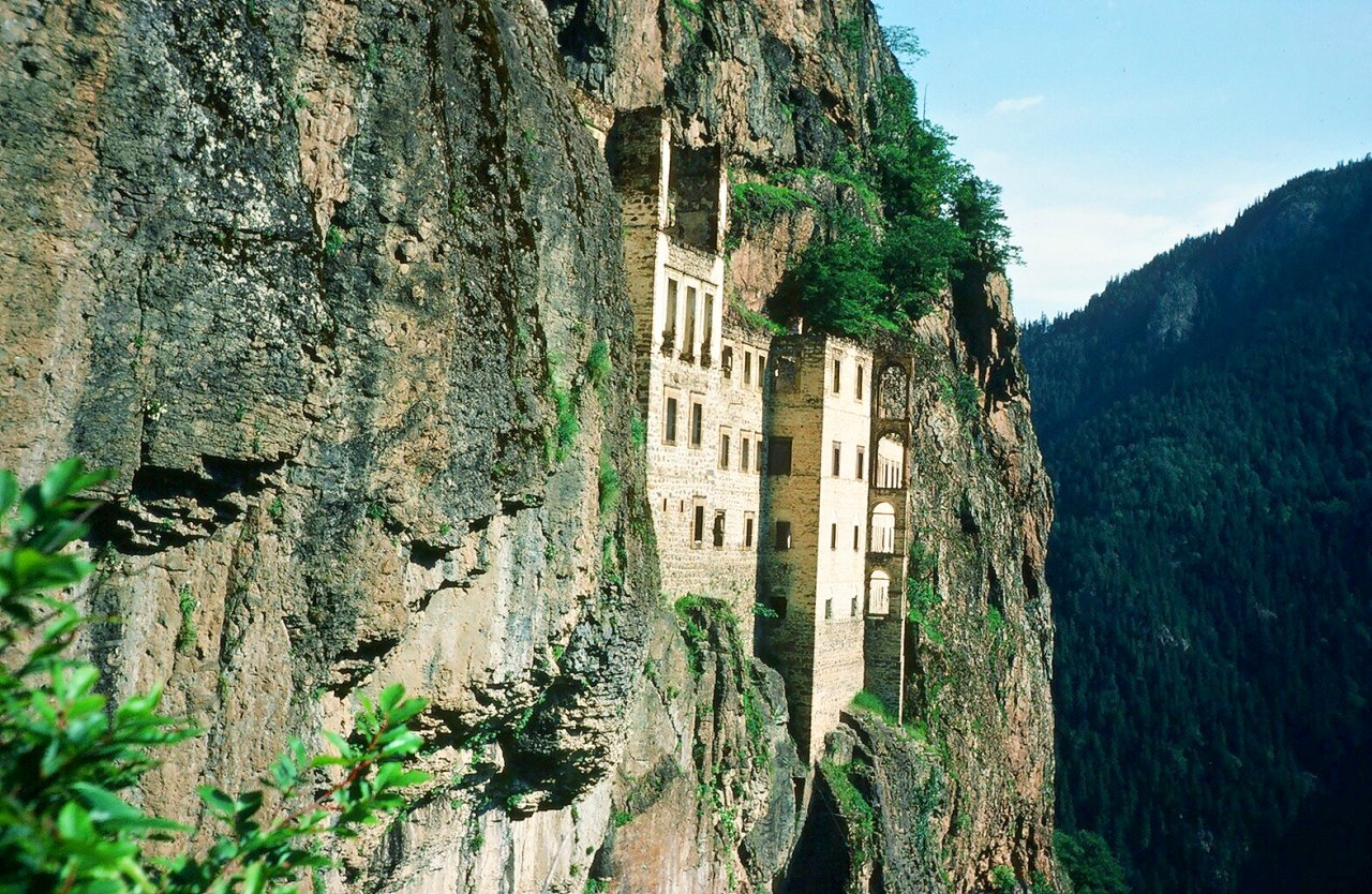 Sumela Monastery, Best places to visit in Turkey