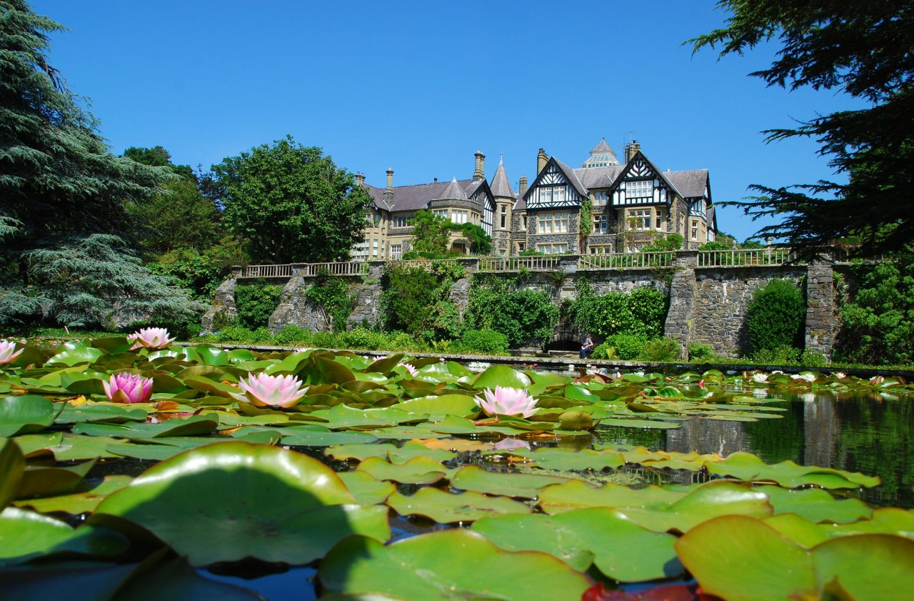 Summer at Bodnant, Wales, Best places to visit in the UK