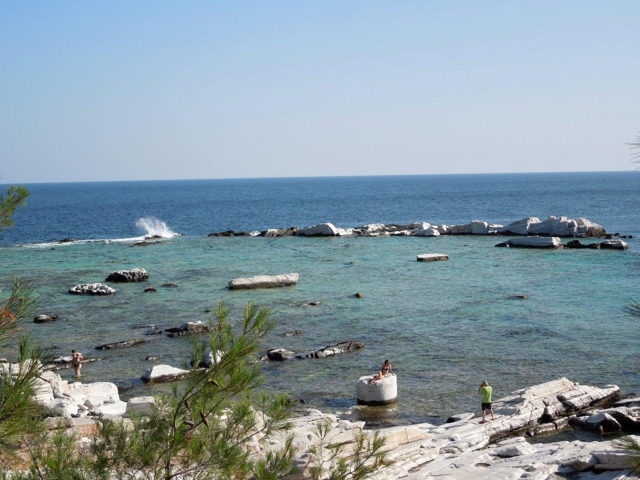 Thassos, Greece Travel 5