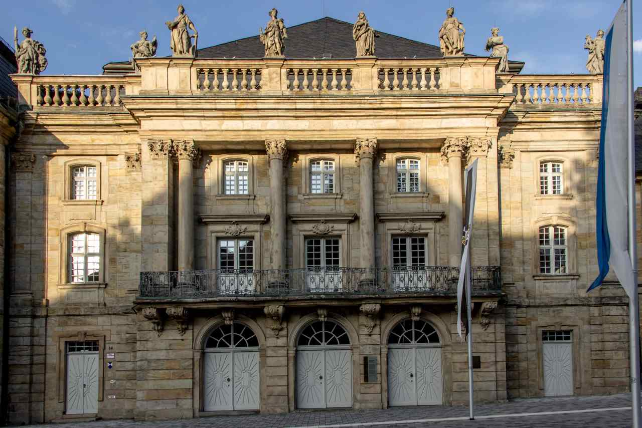 The Margravial Opera House, Bayreuth, Germany