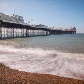 The pier - Brighton, England, UK