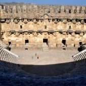 Theatre in Aspendos, Best places to visit in Turkey
