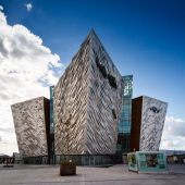 Titanic Belfast, Best places to visit in the UK