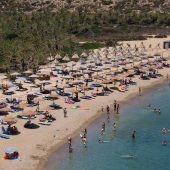 Vai beach, Lasithi, Greece Travel