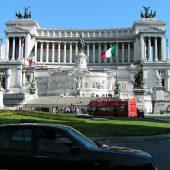 Victor Emmanuel II Monument, Altare della Patria, Rome attractions, Italy