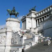 Victor Emmanuel II Monument, Altare della Patria, Rome attractions, Italy - 2