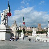 Victor Emmanuel II Monument, Altare della Patria, Rome attractions, Italy - 3