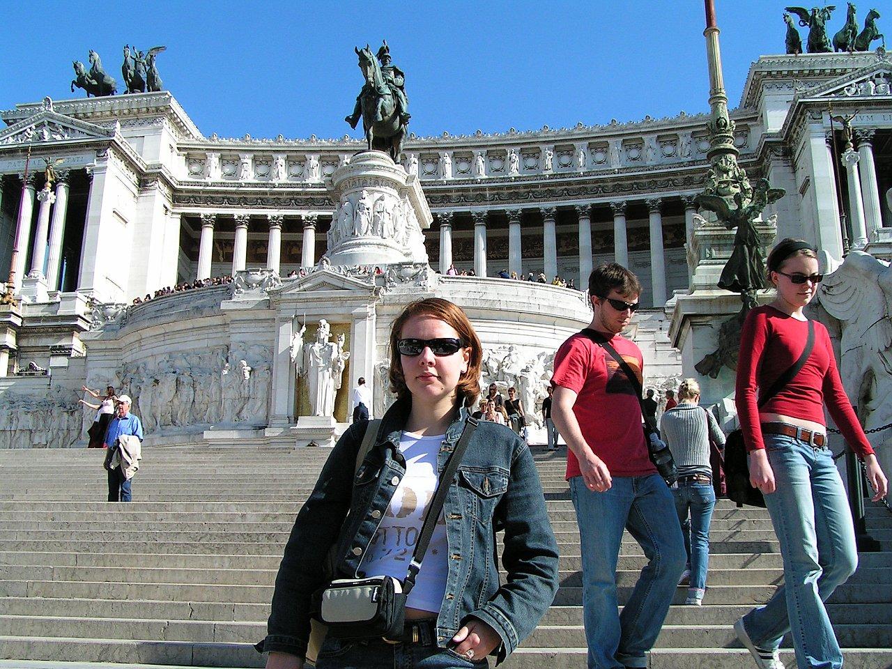 Victor Emmanuel II Monument, Altare della Patria, Rome attractions, Italy – 4