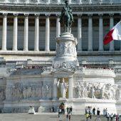 Victor Emmanuel II Monument, Altare della Patria, Rome attractions, Italy - 5