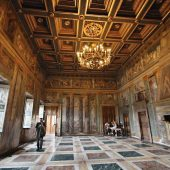 Villa Farnesina, Rome Attractions, Italy