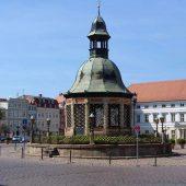 Wasserkunst Wismar, Germany