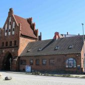 Wassertor, Wismar, Germany