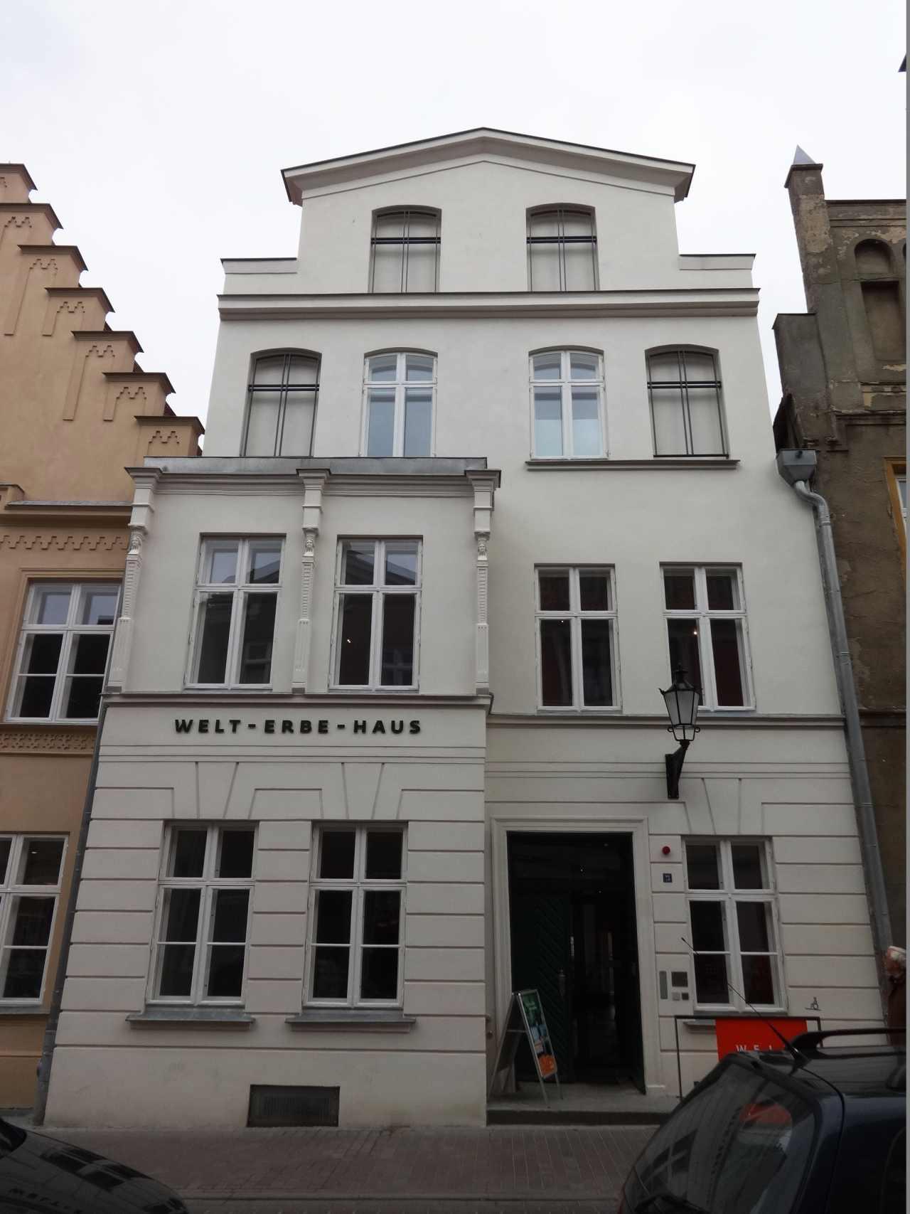 Welt-Erbe-Haus, Wismar, Germany
