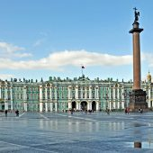Winter Palace, Saint Petersburg, Best places to visit in Russia