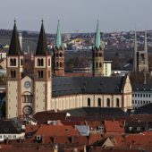 Wurzburg Cathedral, Cities in Germany