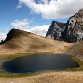 Dragonlake and Gamila summit (2497m), Zagori, Greece Travel