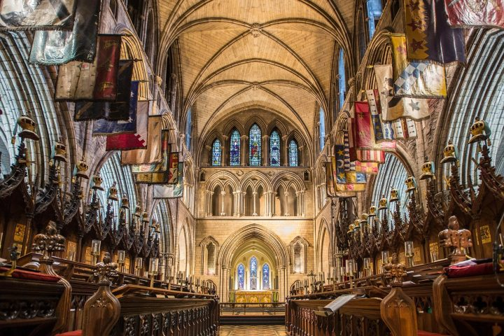 Dublin Cathedral, Ireland