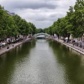 Canal Saint-Martin, Places to visit in Paris, France
