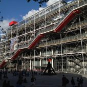 Centre Pompidou, Places to visit in Paris, France