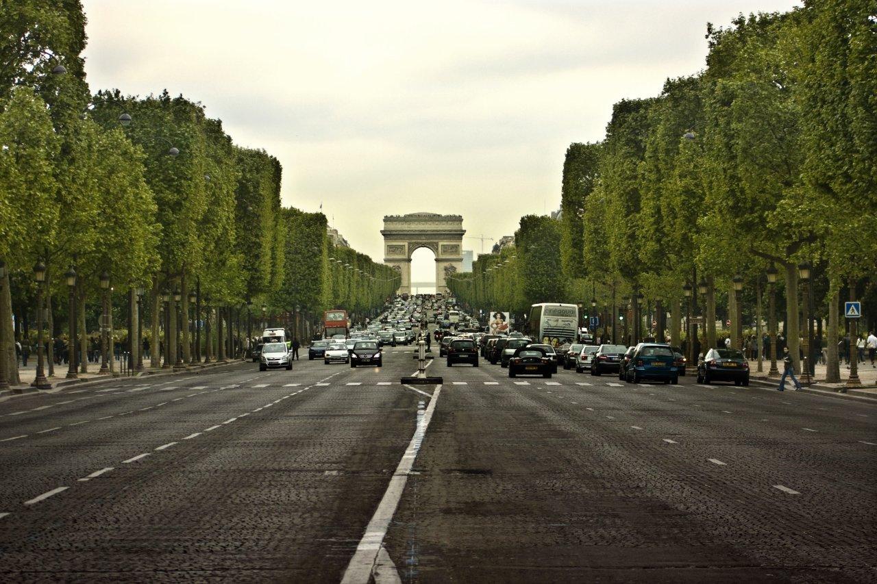 Champs-Élysées, Places to visit in Paris, France