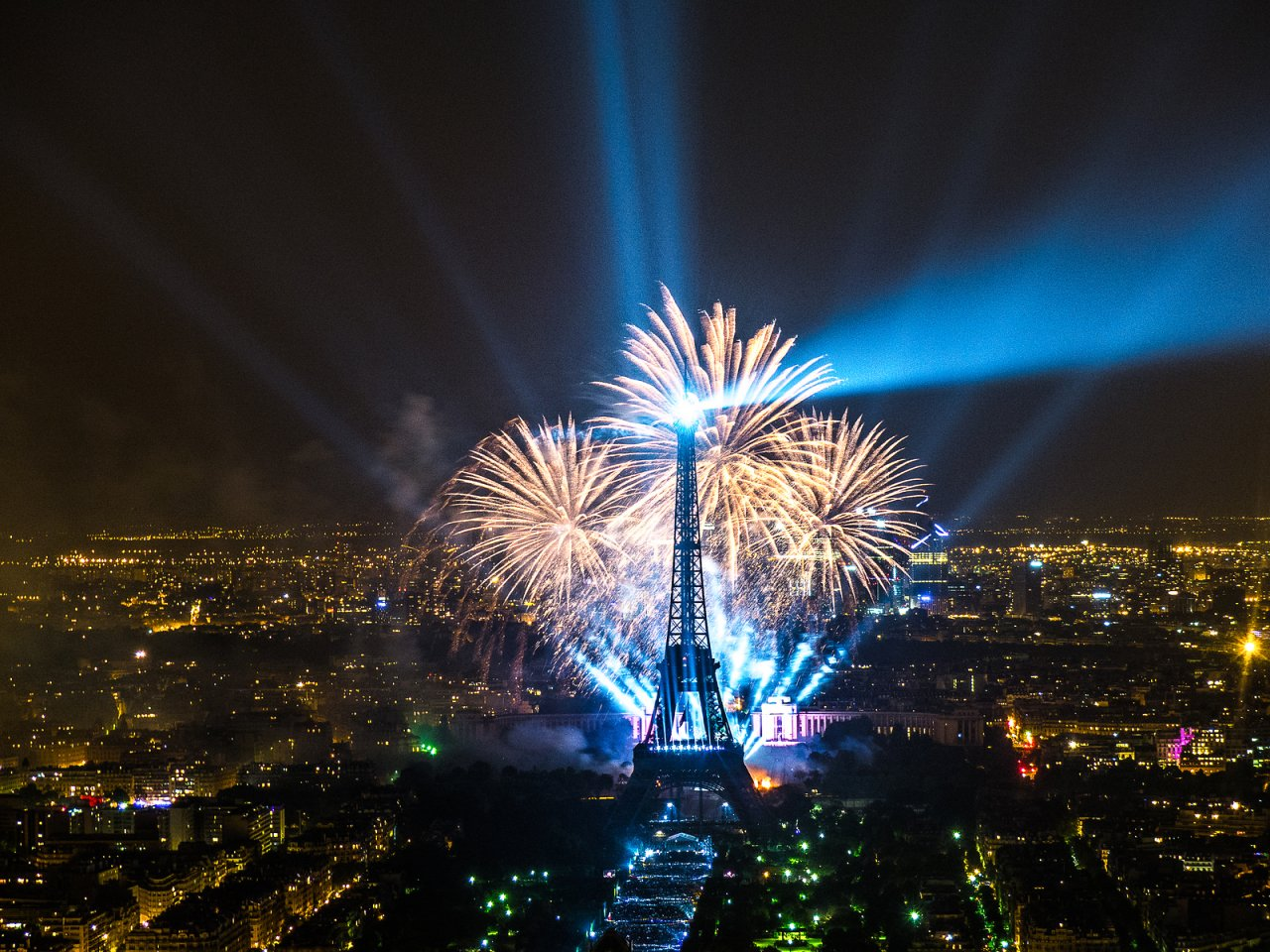 Eiffel Tower, Places to visit in Paris, France