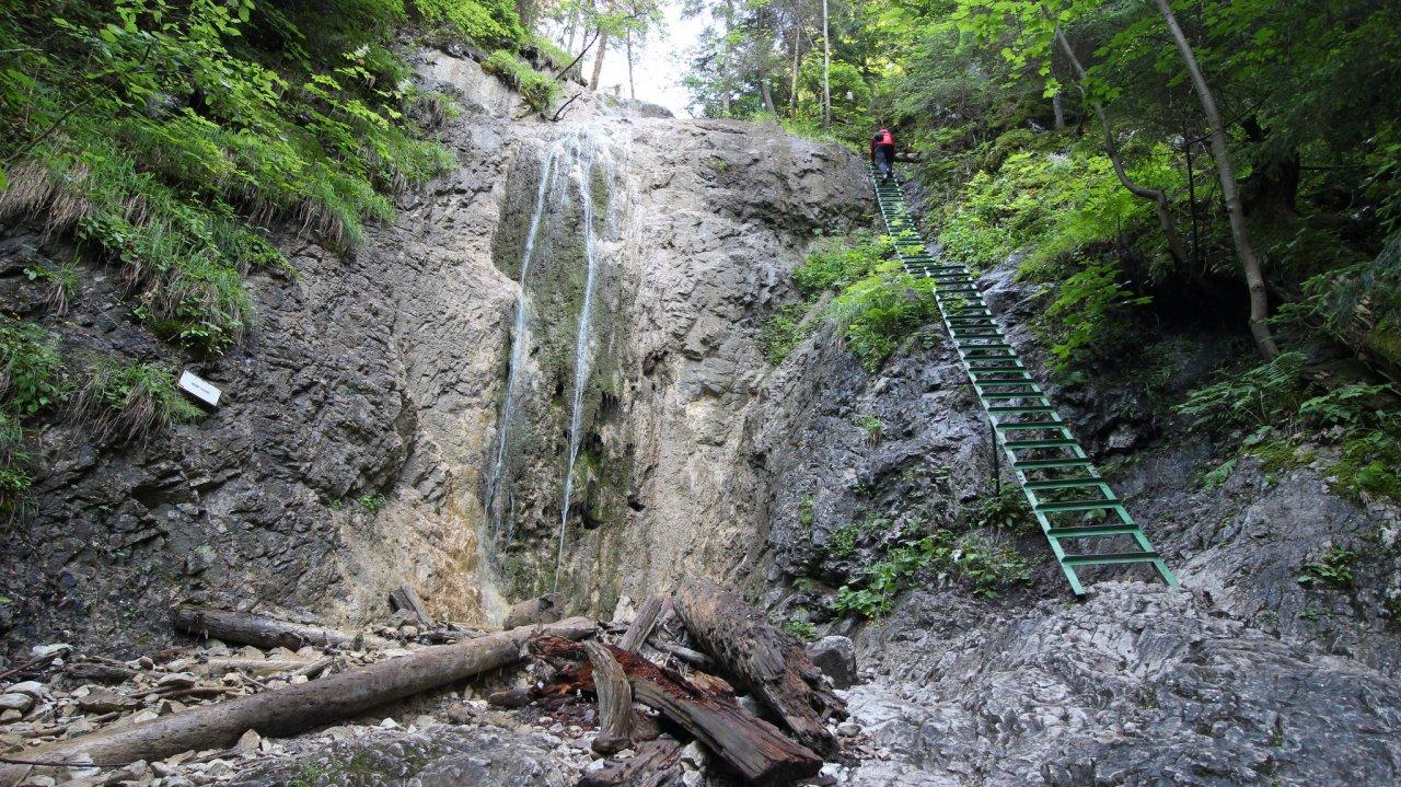 Kláštorská gorge, Slovak Paradise National Park, Slovakia
