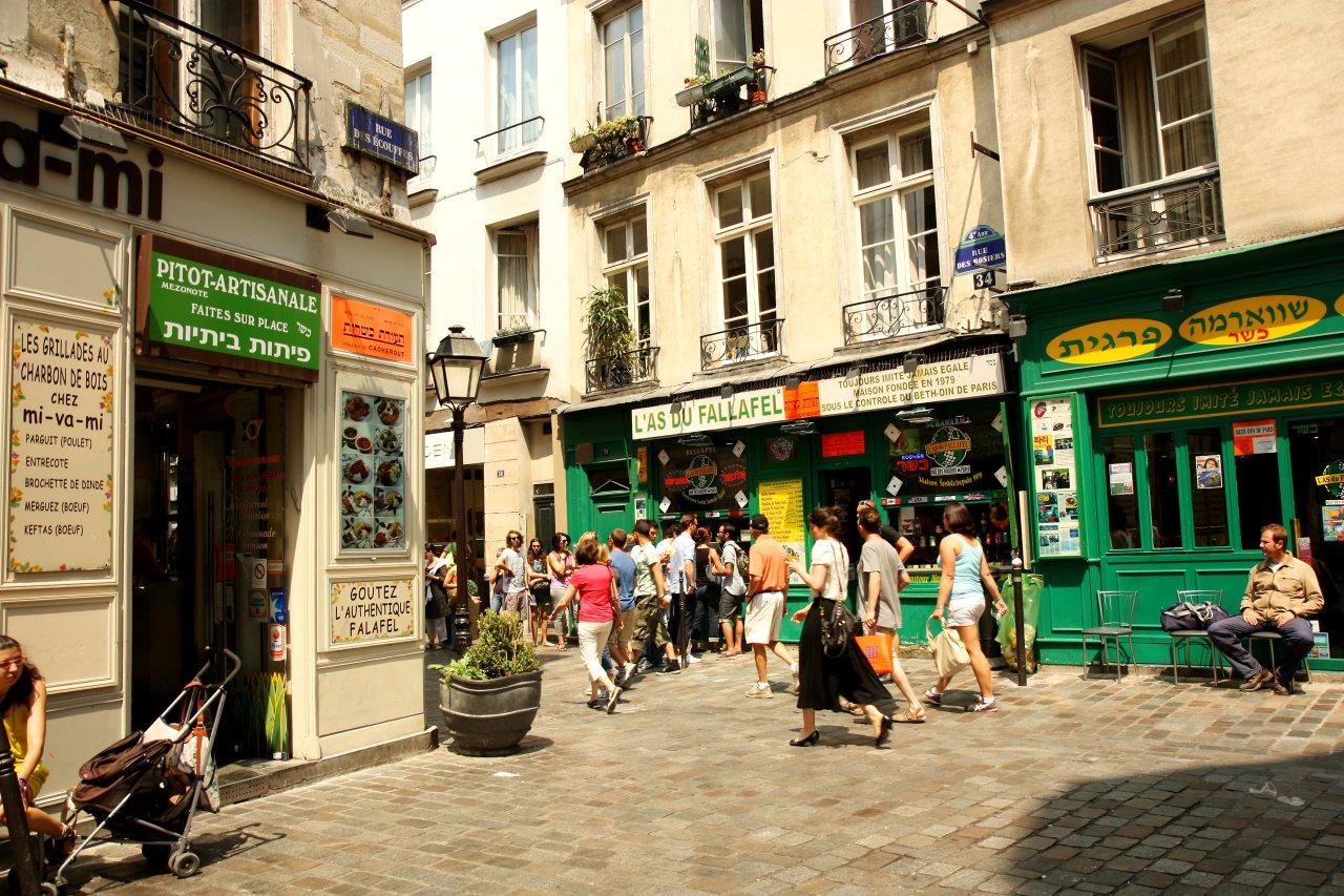 Le Marais, Places to visit in Paris, France